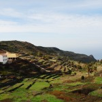 Barranco in La Chipude