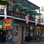 Die Bourbon Street macht nie Pause
