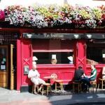Typisches Pub in Temple Bar
