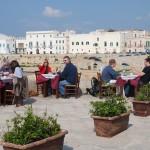 Apuliens Küche zählt allein 40 Antipasti