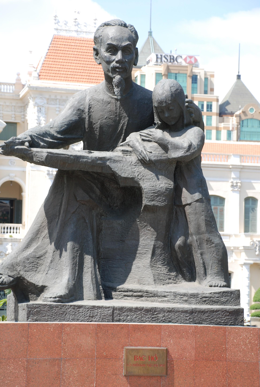 Ho Chi Minh - Gründer des neuen Vietnam
