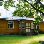 Typische Villa auf Hiiuma