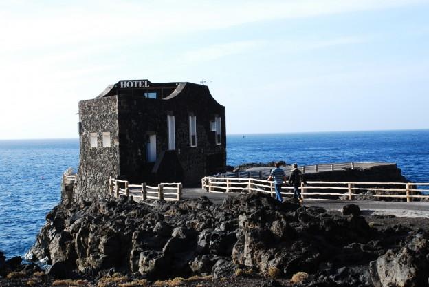 El hotelito_kleinstes Hotel der Welt