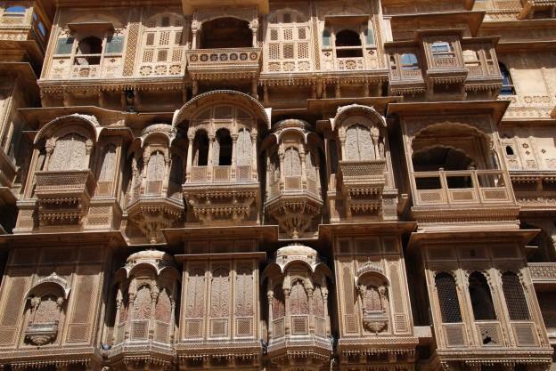 Fassade Haveli