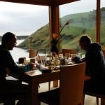 Frühstück in der Lodge