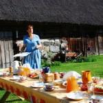 Frühstück bei Frau Kääamees