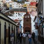 Gasse in San Sebastian