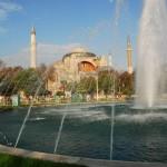 Hagia Sophia mi Brunnen