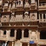 Indira Gandhi sorgte einst für die Restaurierung des Havelis in Jaiselmar