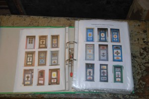 Der Katalog führt alle möglichen Designvarianten auf