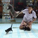 Myanmar_Frau mit Kind-12