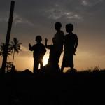 Myanmar_Frau mit Kind-33