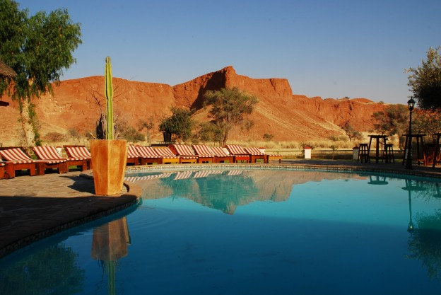 Namib Lodge