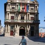 Ayuntamiento von Pamplona