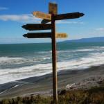 Die Südspitze der Südinsel Neuseelands