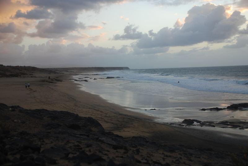 Strand von Cotillo