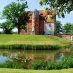 Ansicht des Schlosses