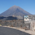 Zufahrt zum Nationalpark Pico-do-Fogo